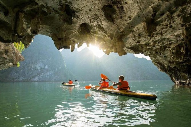 Ha Long Bay 2 Days 1 Night From Hanoi