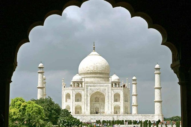 Taj Mahal And Agra Fort Unesco World Heritage Sites Tour By Car From Delhi