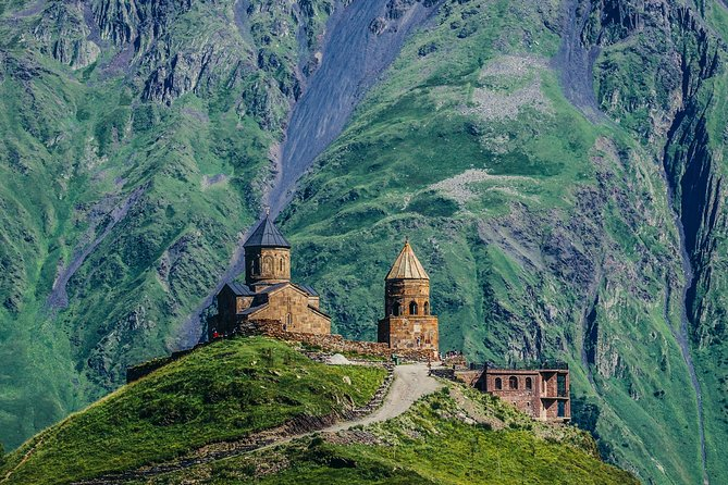 Mtskheta Jvari Ananuri With Kazbegi full day tour from Tbilisi