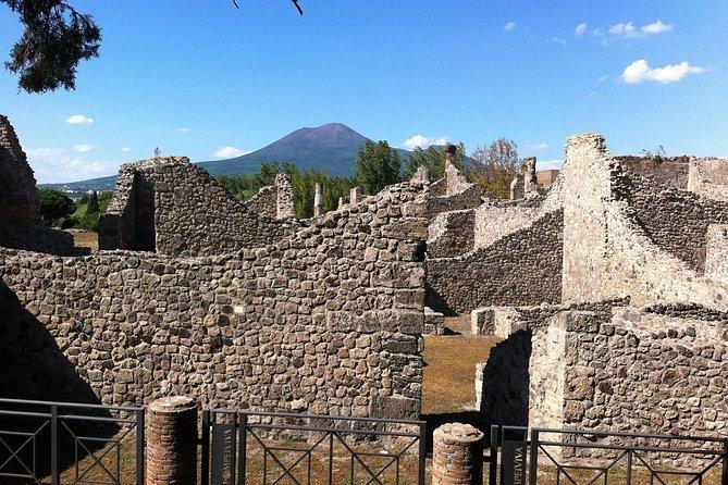 Pompeii - From Naples