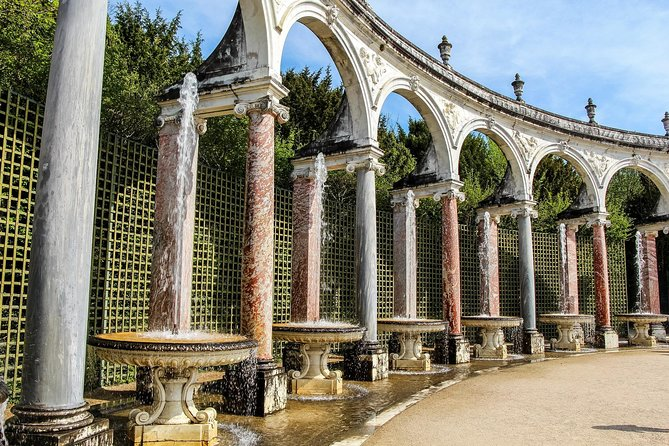 Private Versailles Half Day Trip: Palace and Gardens