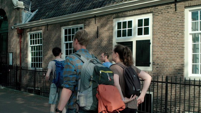 Private Tour: Anne Frank & the Jewish History of Amsterdam (4 hours)