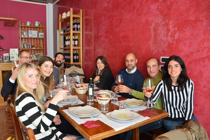 4 WINES & 2 OLIVE-OILS TASTING in Chianti Winery - Visit at the winery included