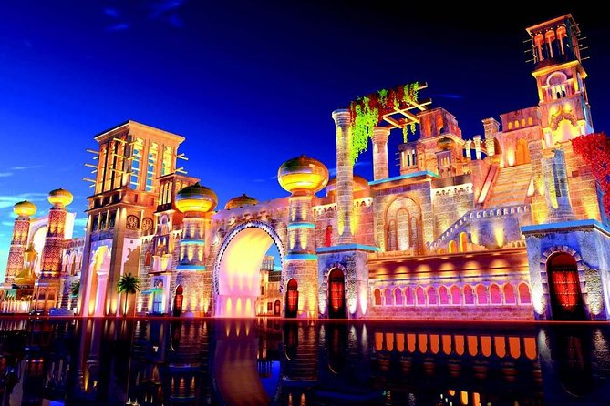 Global Village Entry Tickets