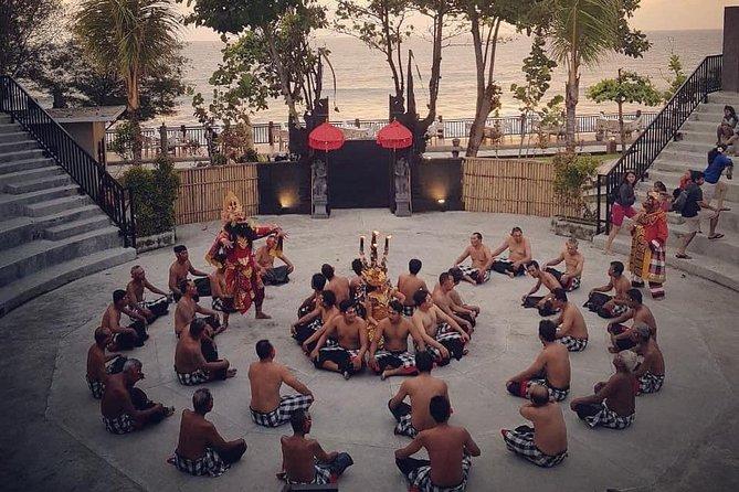 Incredible Kecak Fire Dance - Uluwatu Temple