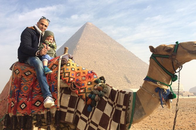 Private Full-Day Guided Tour in Cairo with Pick Up