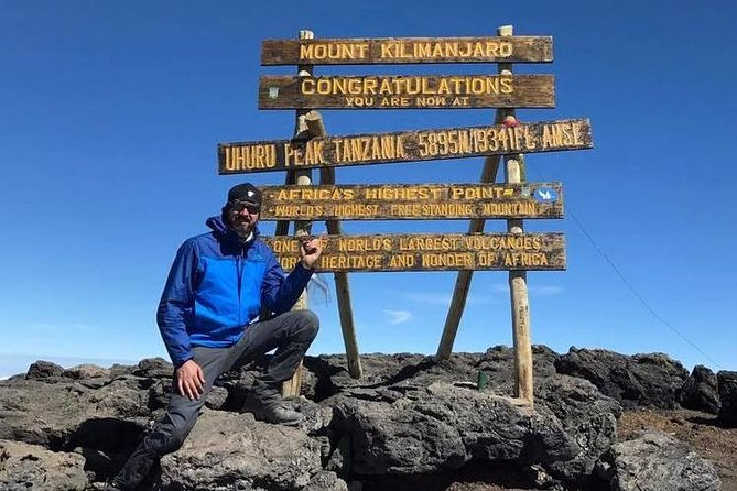 Machame Route - 7 Days, Kilimanjaro
