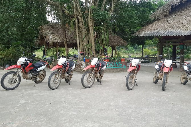 Three days motorbiking tour Pu Luong