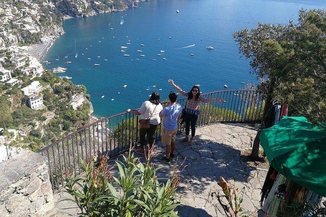 Tour Ravello, Amalfi, Positano (8 hours)