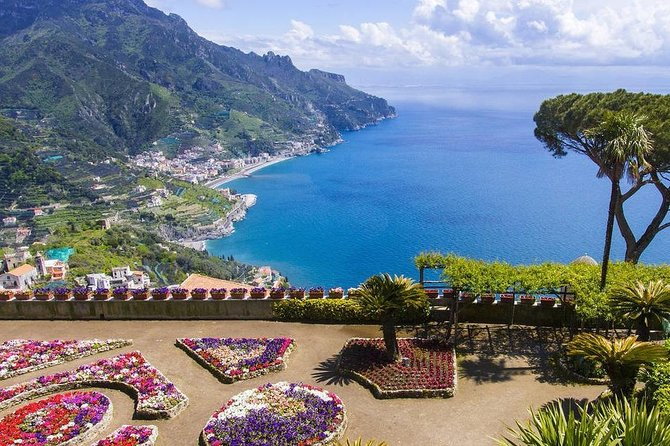 Tour Ravello + Amalfi + Positano + Sorrento (FullDay 8hrs)