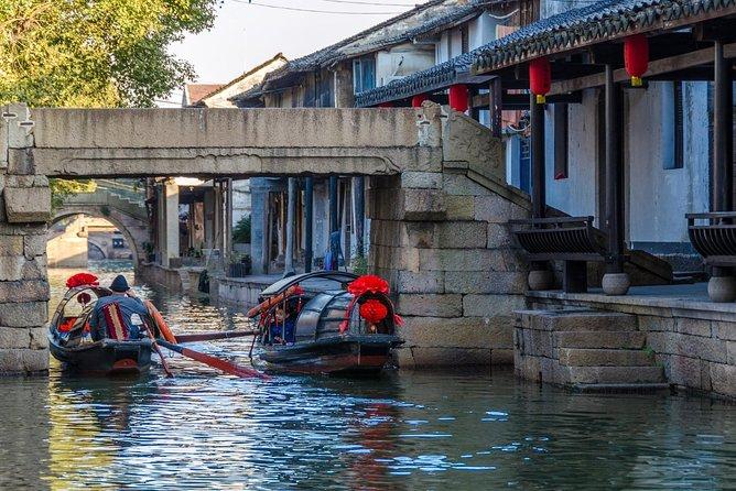 Shaoxing day tour from Hangzhou