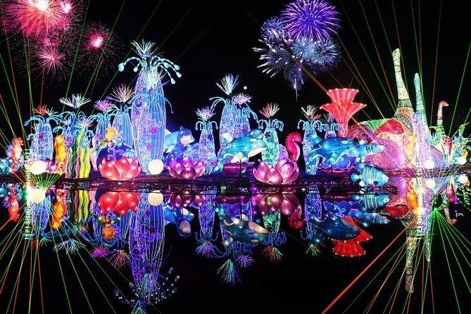 Dubai City Tour + Glow Garden with Transfer