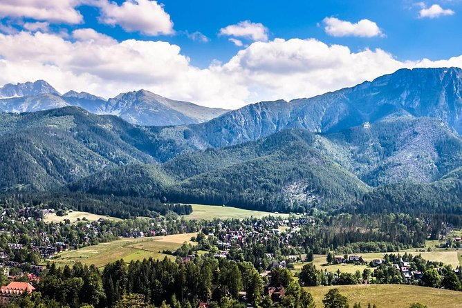 Zakopane with with optional:a sleigh ride or thermal waters