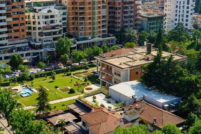 Half-Day Walking Tour of Tirana's Historic Sites
