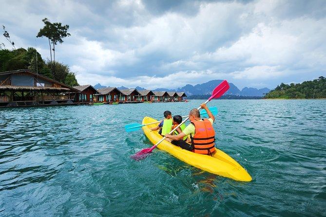 Cheaw Lan Lake Full-Day Tour from Phuket