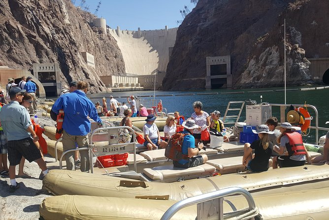Guided Colorado River Tour from Boulder City