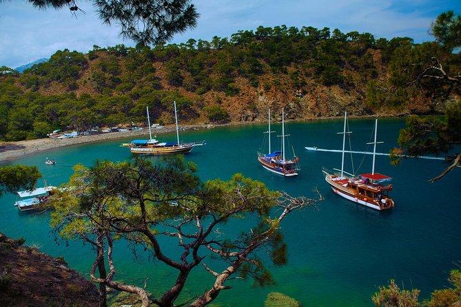 Land Tour&Blue Cruises by Gulet - 18 Days