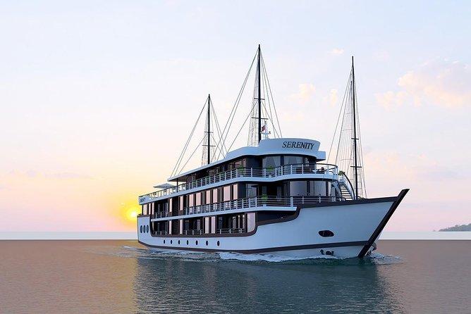 Serenity Cruises - Halong Bay & Lan Ha Bay 2 Days 1 Night