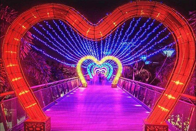 Dubai Garden Glow Combo