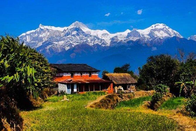 Chisapani Danda And Birchok Day Hike From Pokhara