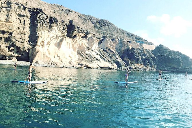 2-hour Paddle Surf Crossing in the South of Gran Canaria