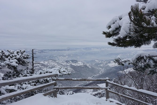 Crnjeskovo viewpoint