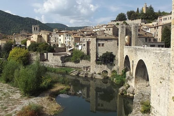 Dalí, Besalú & Girona -Reduced group and hotel pick-up from Palamós