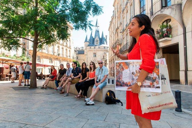 Excursão a pé pelos pontos turísticos de Bordeaux