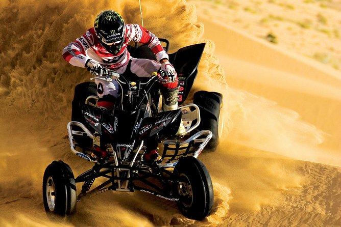 Desert Safari with Quad Bike(ATV Bike)