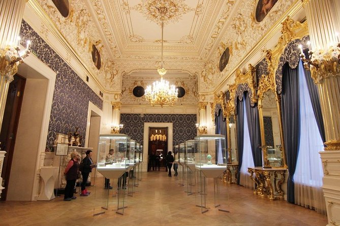 Evening Shore Excursion: Faberge Museum Treasures Discovery