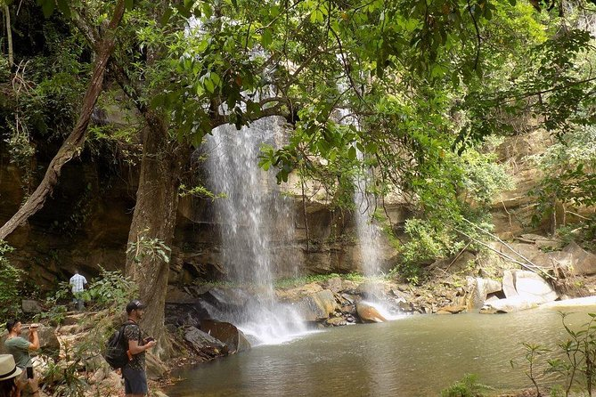 Shimba Hills 2 Days Guided Tour with Pick Up