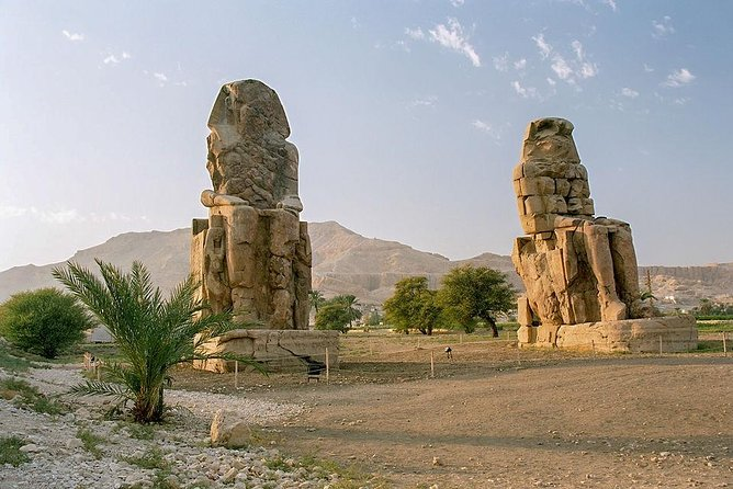 Cairo: Private All-Inclusive Full Day Tour of Luxor by Plane