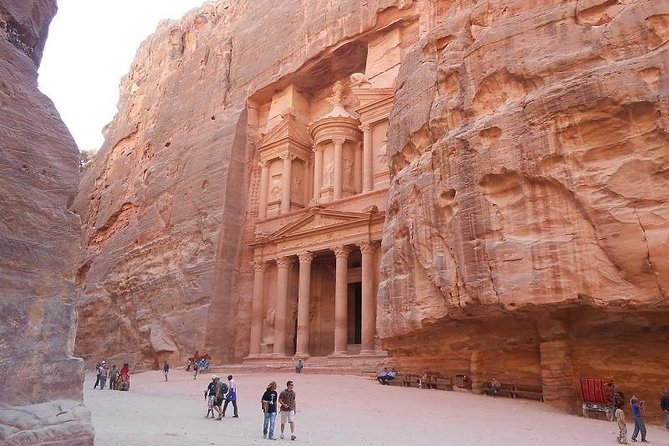 Israland Travel - 3 Day Private Tour from Eilat – Jordan and Egypt
