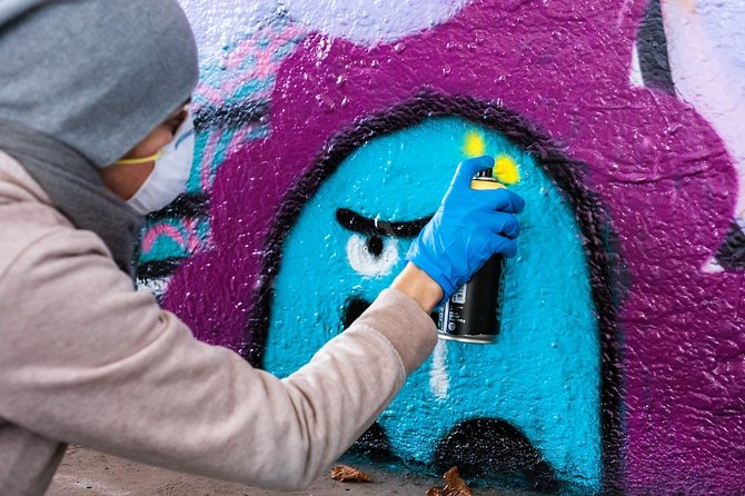 Private Graffiti Workshop