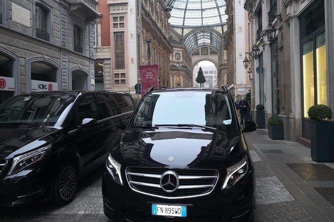 Geneva Airport (GVA) to Geneva - Round-Trip Private Van Transfer