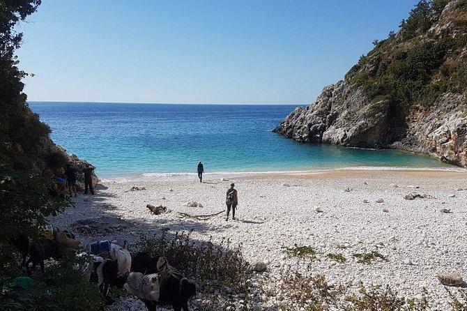 Hiking tour of South Albania in five days