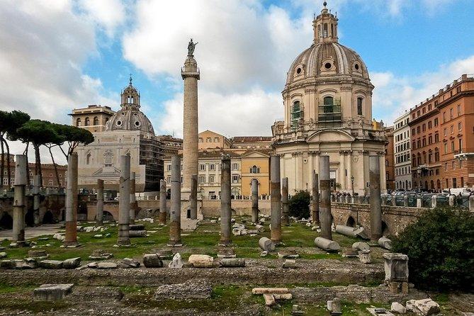 Walking Tour of Rome's Historic Centre