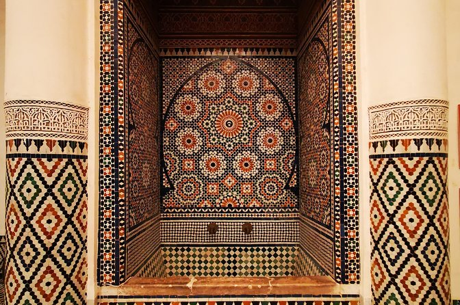 Private Marrakech Guided Tour, half or full day