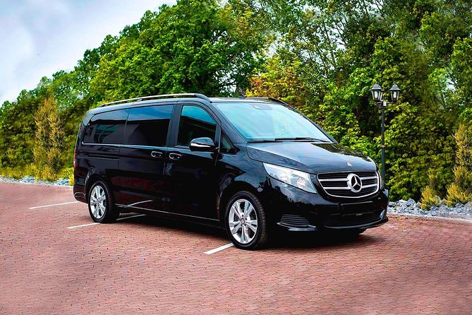 Berlin Schonefeld Airport (SXF) to Berlin - Departure Private Van Transfer