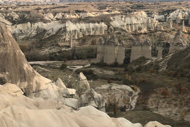 Private Full-Day Cappadocia South Tour with Pick Up