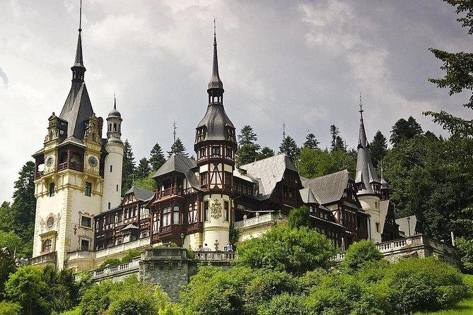 PRIVATE Transylvania Trio-Castle Day Trip