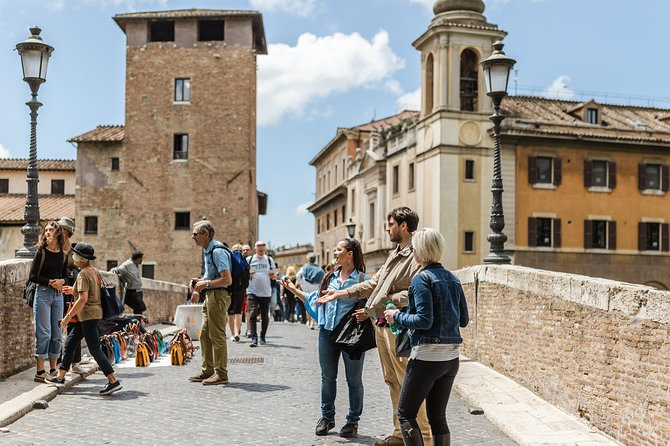 Private And Personalized Experience: See Rome With A Local