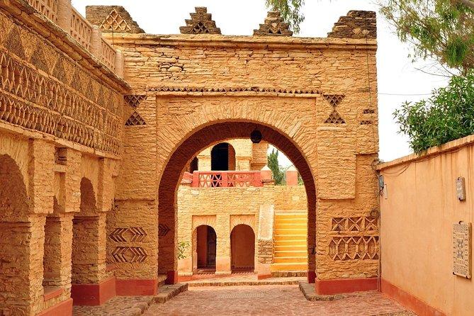 Medina Polizzi Discovery & Amazigh Museum tour