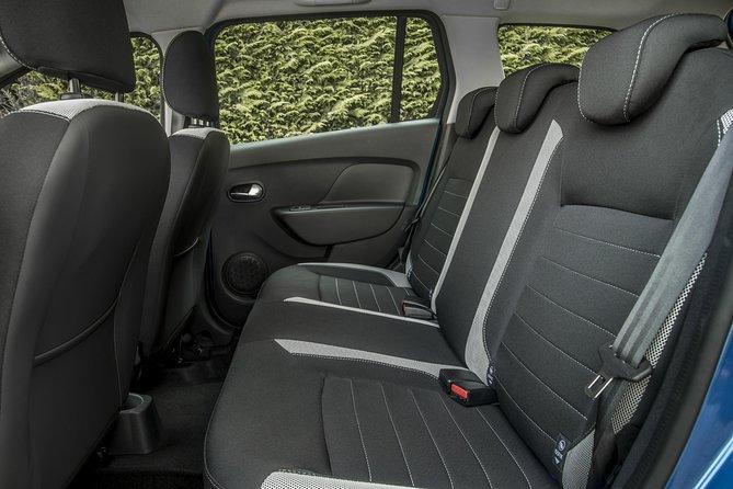 Sedan Car Interior