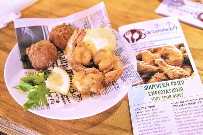 Savannah Southern Fried Expectations Walking Food Tour