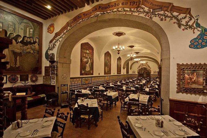 Mexico through its coffee shops