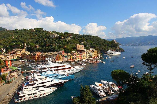 Genoa Shore Excursion: Private Day Trip to Portofino and Santa Margherita Ligure