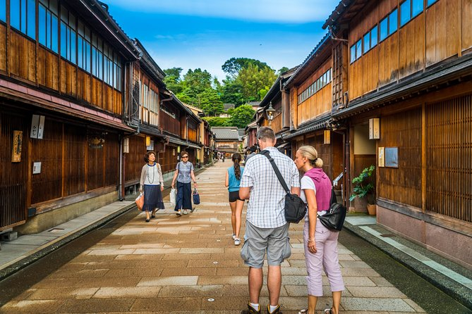 Private & Personalized Full Day Walking Experience In Kanazawa (8 Hours)