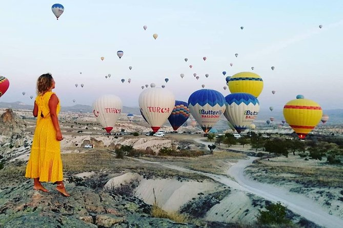 from Alanya to Cappadocia 2 days. Hotel inclusive