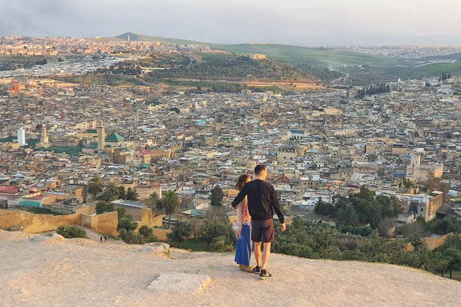 Guided tour of Fez and panoramic tour